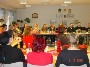 Henkilökunnan koulutus 2010